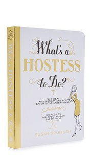 «What's a Hostess to Do?» Books With Style