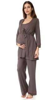 Пижамный комплект Bella для беременных Cosabella