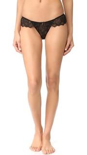 Adeline Cinched Bikini Panties Eberjey