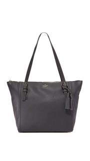 Объемная сумка с короткими ручками Maya Kate Spade New York