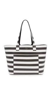 Объемная сумка с короткими ручками Posey Kate Spade New York