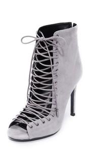 Туфли на каблуке Ginny на шнуровке Kendall + Kylie