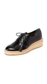 Ботинки на шнурках Callie на платформе Loeffler Randall