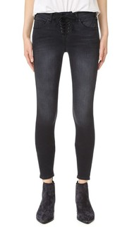 Узкие джинсы на шнуровке Shore Leave Mc Guire Denim