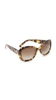 Овальные солнцезащитные очки Marc Jacobs