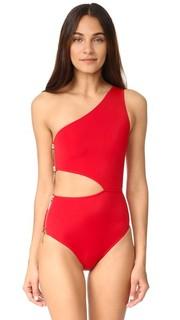 Купальник Kim с открытым плечом OYE Swimwear