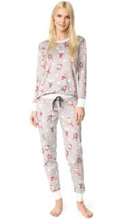 Пижама Polar из флиса PJ Salvage