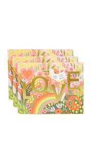 Поздравительные открытки All You Need Is Love Rifle Paper Co
