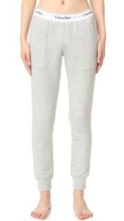 Современные брюки для бега из хлопка Calvin Klein Underwear