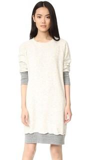 Двухслойное платье-свитер Monrow
