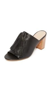 Туфли без задников Clo с кисточками Loeffler Randall