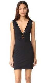 Платье с завязками Amagansett Marysia Swim