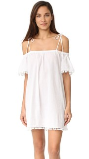 Пляжное платье Eden с открытыми плечами Milly