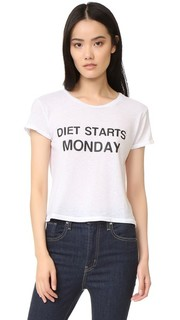 Футболка Diet Starts On Monday Private Party