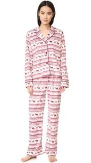 Пижама Nordic Nostalgia PJ Salvage