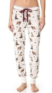 Пижамные брюки Fox Hunt PJ Salvage