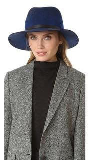 Шляпа-федора с гибкими полями Rag & Bone