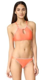 Stitch High Neck Bikini Top Splendid