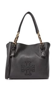 Небольшая сумка-портфель Harper Tory Burch