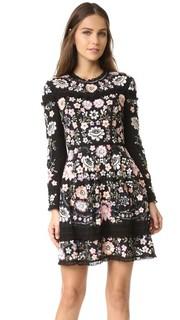 Кружевное платье Prom с вышивкой Needle & Thread