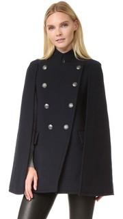 Пальто-накидка Pierre Balmain