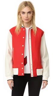 Куртка Edith в студенческом стиле Rag & Bone
