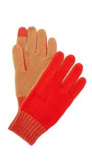 Перчатки Lorraine для использования смартфонов Rag & Bone