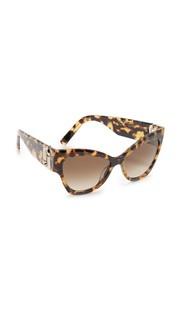 Солнцезащитные очки «кошачий глаз» Marc Jacobs