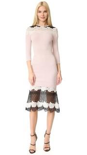 Кружевное платье Yigal Azrouel
