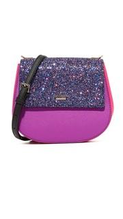 Маленькая седельная сумка Byrdie Kate Spade New York