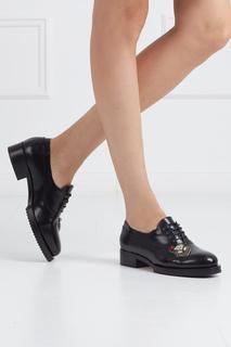 Кожаные ботинки Lena No.21