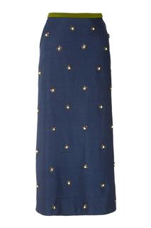 Шелковая юбка J.Kim