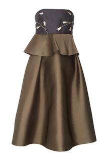 Платье-бюстье J.Kim