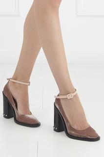 Бархатные туфли Tino No.21