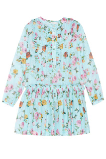 Хлопковое платье Gucci Children