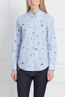 Хлопковая рубашка Toys Mira Mikati