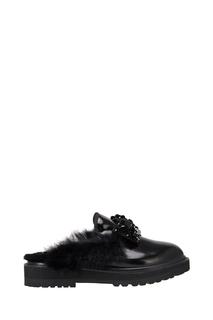 Ботинки с кристаллами Suecomma Bonnie