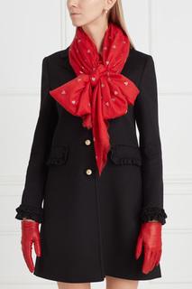 Кашемировый шарф Gucci