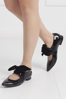 Туфли из лакированной кожи AGL