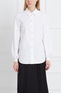 Хлопковая блузка Laroom