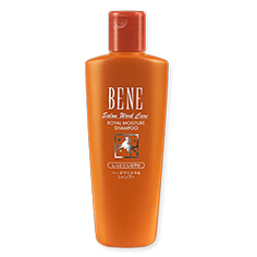 MOLTOBENE Шампунь для интенсивного увлажнения поврежденных волос Bene Salon MM 300 мл