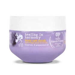 TREETS TRADITIONS Соляной скраб для тела HEALING IN HARMONY 375 г