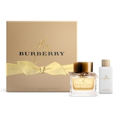 BURBERRY Подарочный набор My Burberry. Парфюмерная вода, спрей 50 мл + Лосьон для тела 75 мл