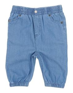 Джинсовые брюки Stella Mccartney Kids