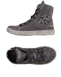 Высокие кеды и кроссовки Primigi