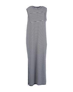 Длинное платье Sweet Denim