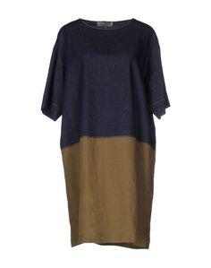 Короткое платье MantÙ
