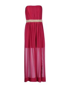 Длинное платье TRU Trussardi