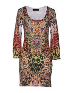 Короткое платье Andrea Morando
