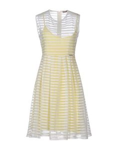Платье до колена Maison Espin